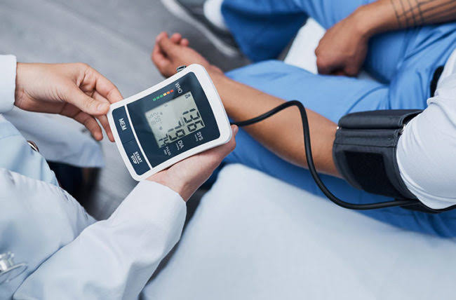 High Blood Pressure (Hypertension) Overview: Causes, Symptoms and More