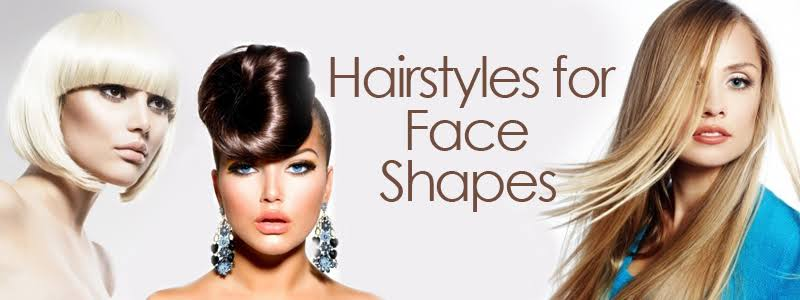 hairstyles for face shape, Hairstyles for All Face Shapes